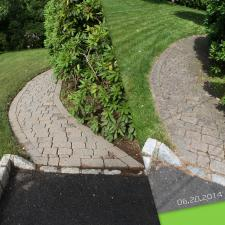 Paver Before And After