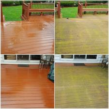 Before after new jersey deck cleaning