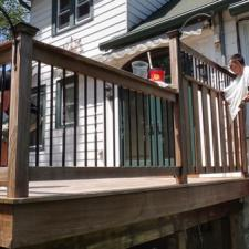 Ipe deck softwash cleaning west caldwell 3