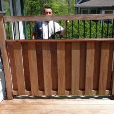 Ipe deck softwash cleaning west caldwell 5