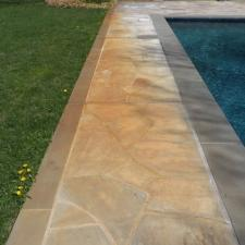 Pool deck washing nj 2