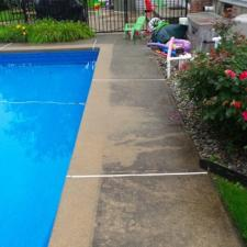 Pool deck washing nj 5