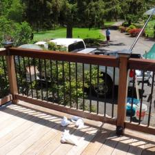 Ipe deck softwash cleaning west caldwell 10