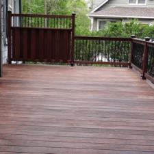 Ipe deck softwash cleaning west caldwell 15
