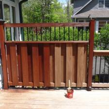 Ipe deck softwash cleaning west caldwell 9